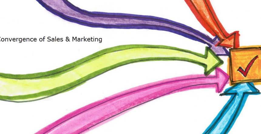 sales and marketing converge